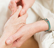 image of hand massage